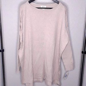 Style & Co Oversize Oatmeal Sweater - size XL, NWT